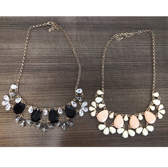 a284c95ed79 Nordstrom statement necklaces (2 pack)